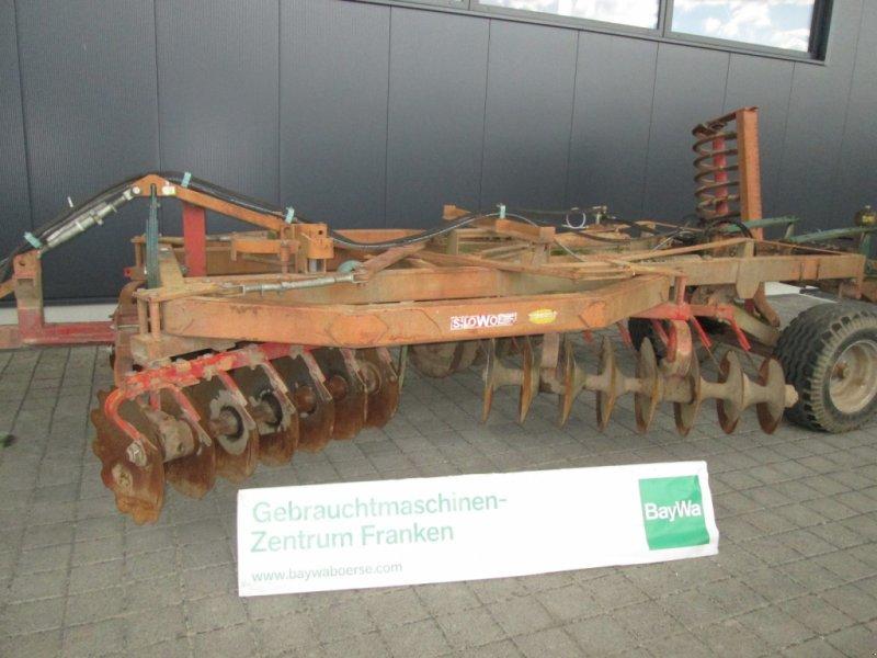 Scheibenegge des Typs Silo-Wolff EX 340 / 30 - 61 / SPW 45, Gebrauchtmaschine in Wülfershausen an der Saale (Bild 1)