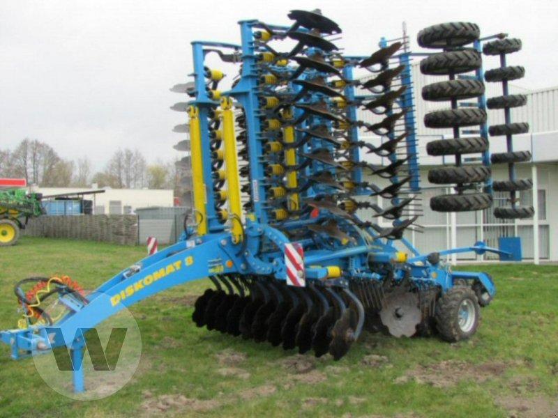 Scheibenegge des Typs Sonstige FARMET Diskomat 8, Neumaschine in Kleeth (Bild 2)
