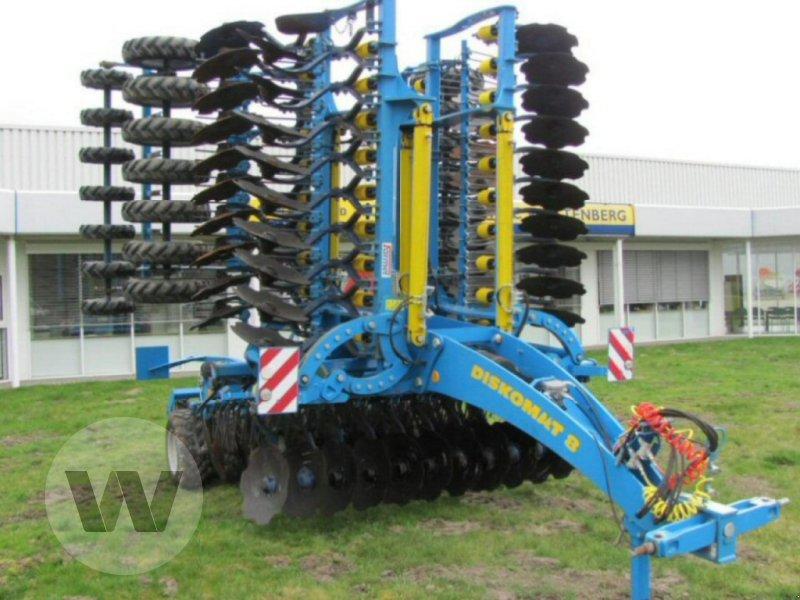 Scheibenegge des Typs Sonstige FARMET Diskomat 8, Neumaschine in Kleeth (Bild 1)