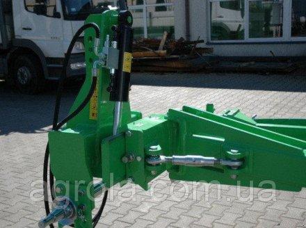 Scheibenpflug des Typs BOMET U0643/1, Gebrauchtmaschine in Глеваха (Bild 7)