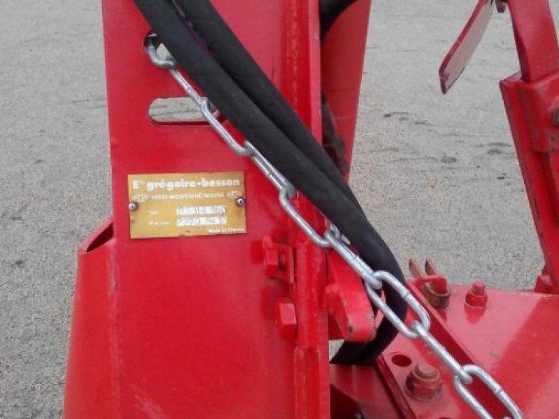 Scheibenpflug des Typs Gregoire-Besson TRS 4 (3+1), Gebrauchtmaschine in Глеваха (Bild 3)