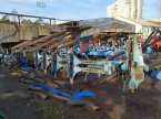 Scheibenpflug des Typs Lemken Opal 140 in Київ