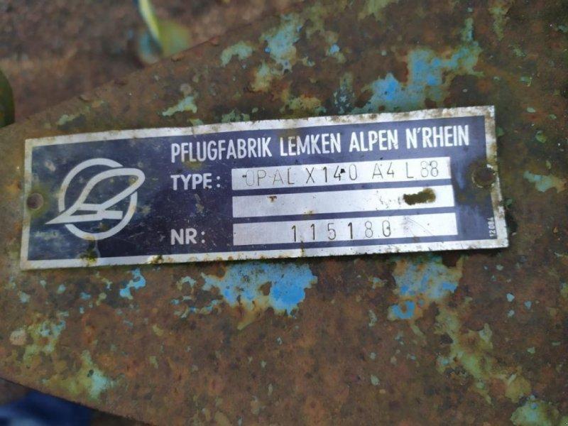 Scheibenpflug des Typs Lemken Opal 140, Gebrauchtmaschine in Київ (Bild 5)