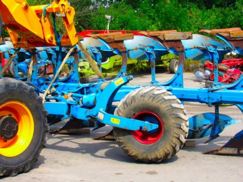 Scheibenpflug des Typs Lemken Vari Diamant 7, Gebrauchtmaschine in Черкаси (Bild 9)