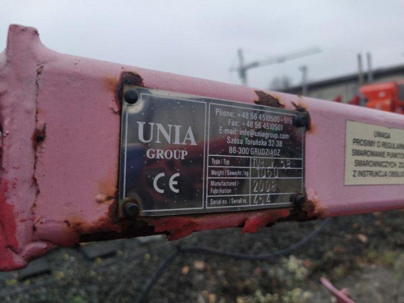 Scheibenpflug des Typs Unia Tur, Gebrauchtmaschine in Київ (Bild 3)