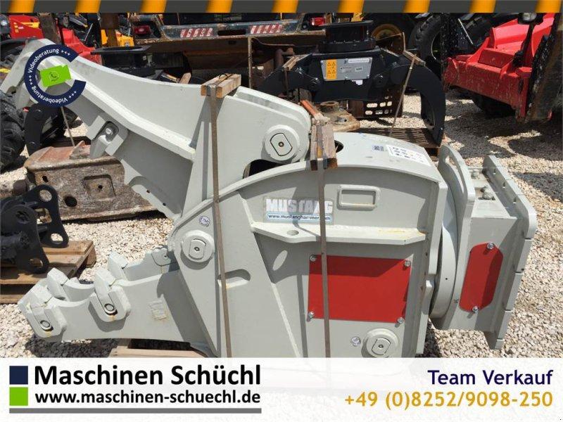Schere типа Sonstige Other Pulverisierer 15-22 to Bagger RK17, Gebrauchtmaschine в Schrobenhausen (Фотография 1)