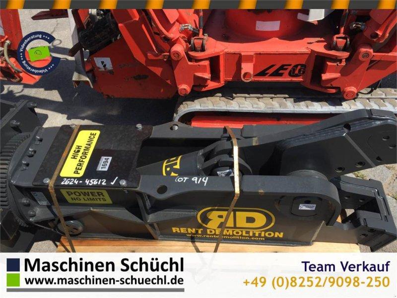 Schere типа Sonstige RD RS 7 Schrottschere 12-18 to Bag, Gebrauchtmaschine в Schrobenhausen (Фотография 1)