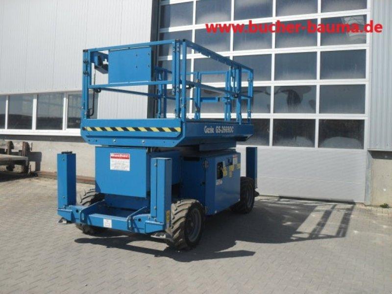 Scherenarbeitsbühne типа Genie GS 2669 DC, Gebrauchtmaschine в Obrigheim (Фотография 1)