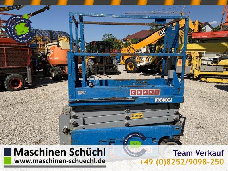 Scherenarbeitsbühne типа Genie GS1932 Scherenhebebühne ca. 8m AH TOP Zustand, Gebrauchtmaschine в Schrobenhausen (Фотография 1)