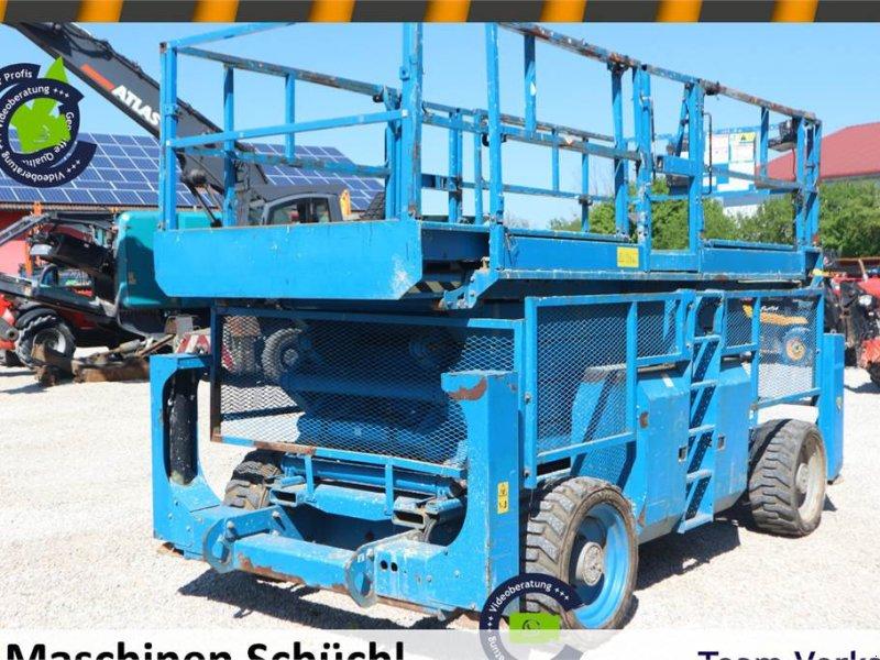 Scherenarbeitsbühne типа Genie GS4390 Scherenhebebühne 15mAH, 4x4, Gebrauchtmaschine в Schrobenhausen (Фотография 1)