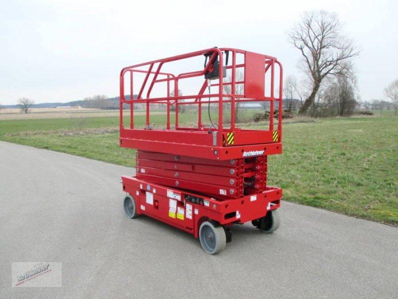 Scherenarbeitsbühne a típus Haulotte Compact 12, Gebrauchtmaschine ekkor: Massing (Kép 4)