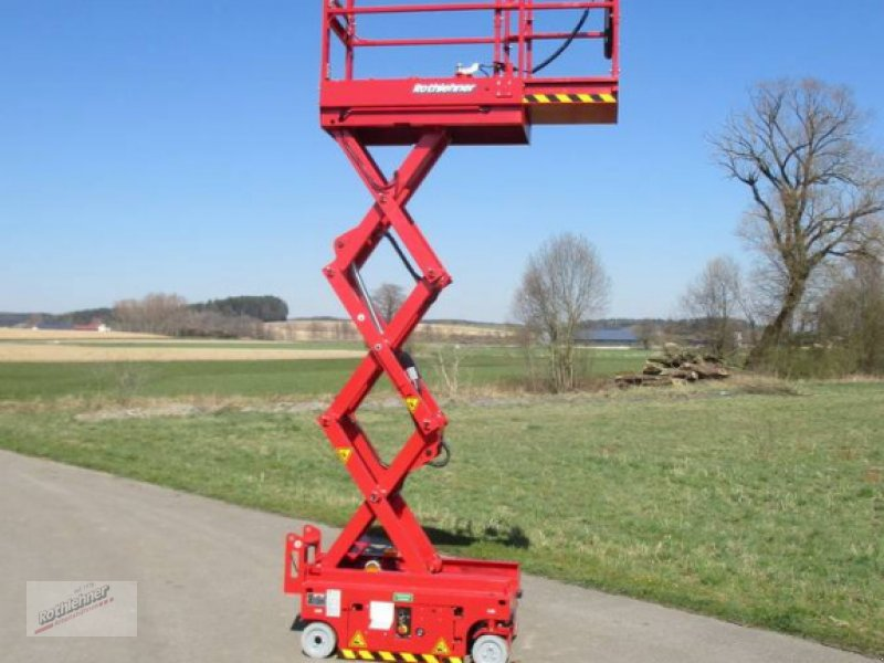 Scherenarbeitsbühne a típus PB Lifttechnik S56-7EL, Gebrauchtmaschine ekkor: Massing (Kép 5)