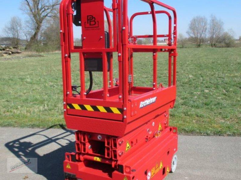 Scherenarbeitsbühne a típus PB Lifttechnik S56-7EL, Gebrauchtmaschine ekkor: Massing (Kép 8)