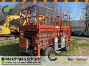 Scherenarbeitsbühne a típus Skyjack SJ8841 Scherenhebebühne 4x4, Diesel, Gebrauchtmaschine ekkor: Schrobenhausen