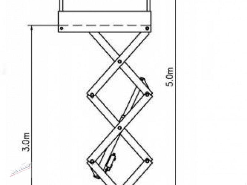 Scherenarbeitsbühne a típus Sonstige Lift, Gebrauchtmaschine ekkor: Massing (Kép 10)