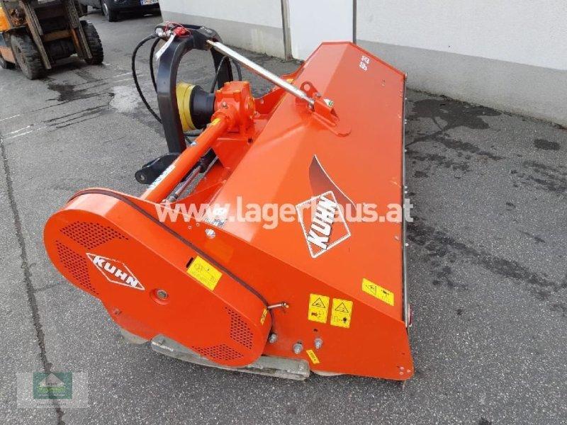 Schlegelmäher des Typs Kuhn BP 28, Neumaschine in Klagenfurt (Bild 1)