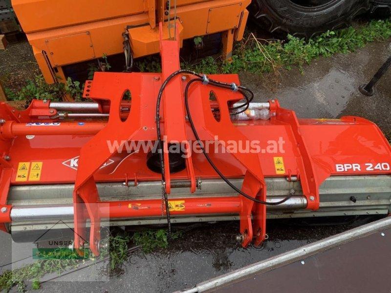 Schlegelmäher des Typs Kuhn BPR 240, Gebrauchtmaschine in Schlitters (Bild 1)