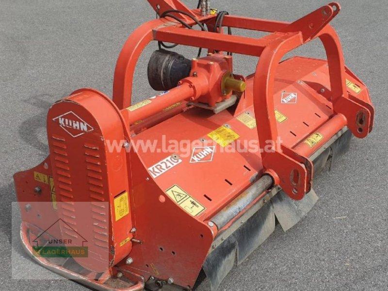 Schlegelmäher des Typs Kuhn VKR2100, Gebrauchtmaschine in Grins (Bild 1)
