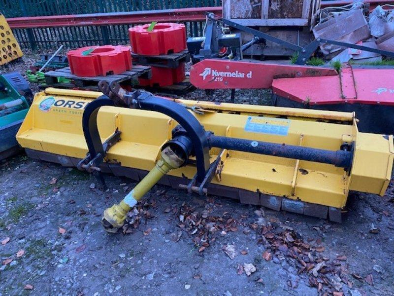Schlegelmäher типа Orsi WHO 2800, Gebrauchtmaschine в Grantham (Фотография 1)