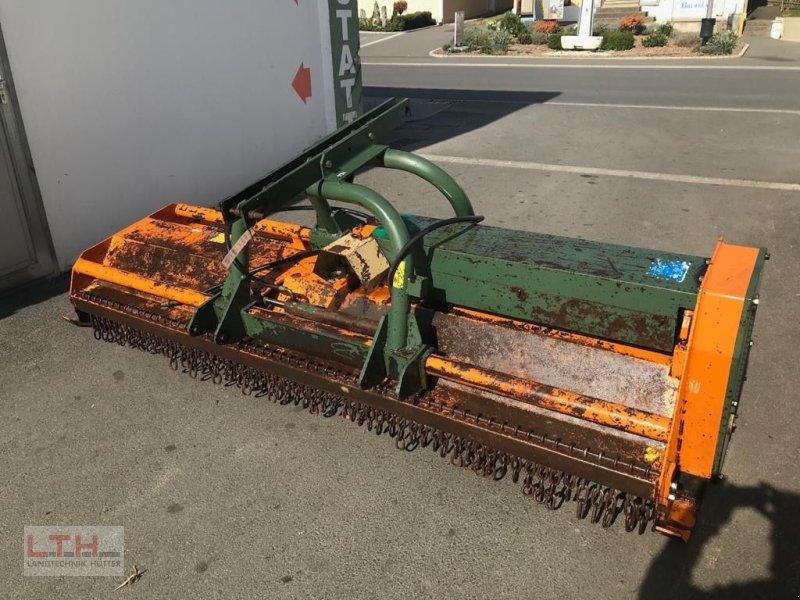 Schlegelmäher des Typs SICMA FB 280, Gebrauchtmaschine in Gnas (Bild 1)
