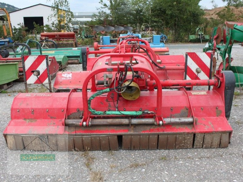 Schlegelmäher des Typs Tehnos MU 280 LW, Gebrauchtmaschine in Hartberg (Bild 1)