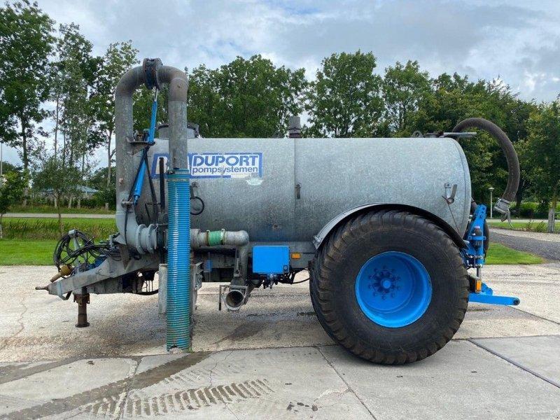 Schleudertankwagen типа BSA 8500 Liter, Gebrauchtmaschine в Ruinerwold (Фотография 1)