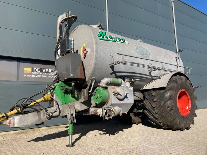 Schleudertankwagen типа Meyco P 12000 V, Gebrauchtmaschine в Beilen (Фотография 1)