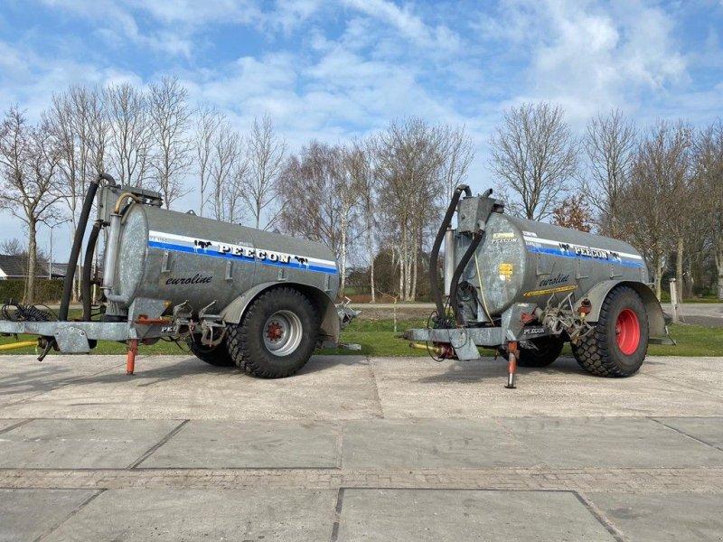 Schleudertankwagen типа Peecon ZT 11500 EUR, Gebrauchtmaschine в Ruinerwold (Фотография 1)