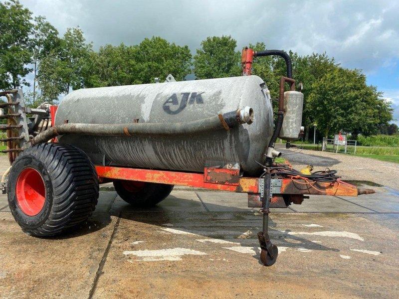 Schleudertankwagen типа Sonstige AJK 5500 Liter vacuumtank, Gebrauchtmaschine в Ruinerwold (Фотография 1)