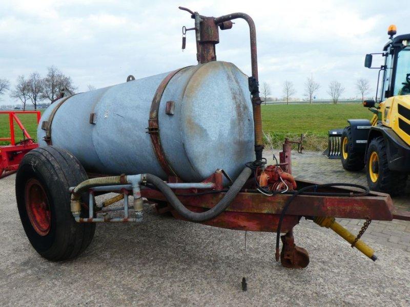 Schleudertankwagen типа Sonstige Giertank Mesttank / Watertank, Gebrauchtmaschine в Losdorp (Фотография 1)