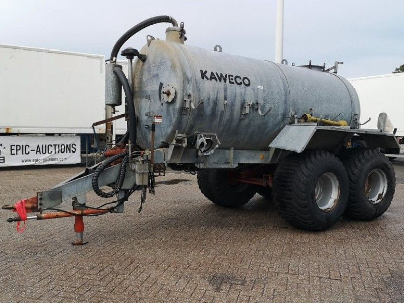Schleudertankwagen типа Sonstige kaweko S-1-8000, Gebrauchtmaschine в Leende (Фотография 1)