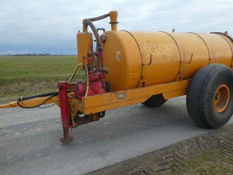 Schleudertankwagen типа Sonstige Mesttank Giertank Watertank, Gebrauchtmaschine в Losdorp (Фотография 1)