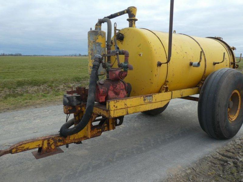 Schleudertankwagen типа Sonstige Mesttank Watertank, Giertank, Gebrauchtmaschine в Losdorp (Фотография 1)