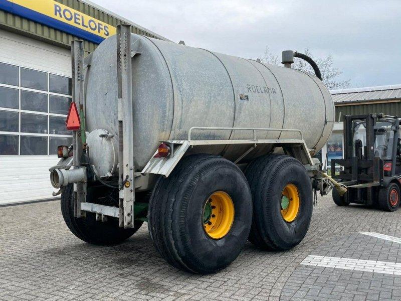 Schleudertankwagen a típus Sonstige Roelema 11500, Gebrauchtmaschine ekkor: BENNEKOM (Kép 1)