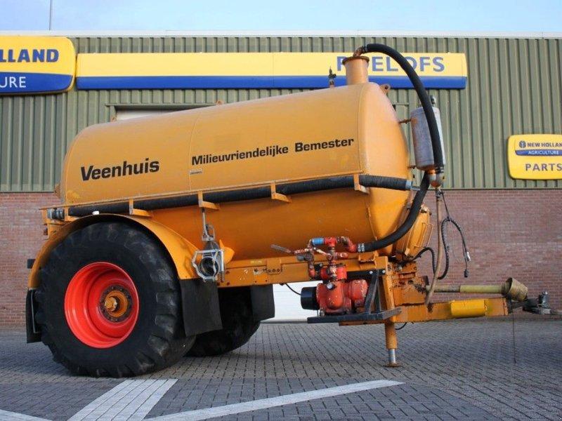 Schleudertankwagen a típus Veenhuis VMB 8000 ltr, Gebrauchtmaschine ekkor: BENNEKOM (Kép 1)