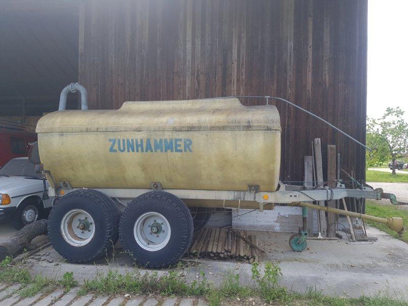 Schleudertankwagen типа Zunhammer 7000, Gebrauchtmaschine в Taufkirchen (Фотография 1)