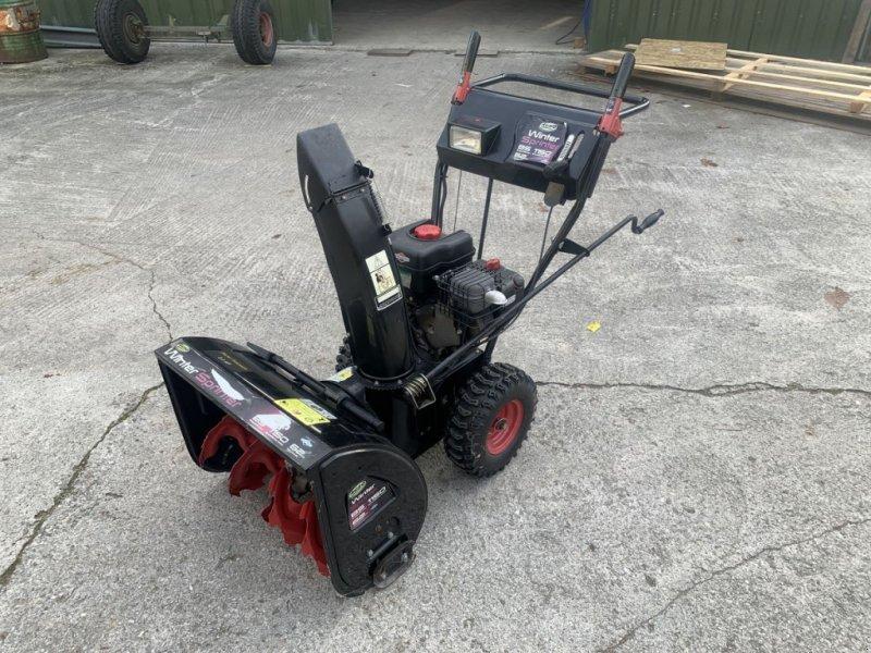 Schneefräse des Typs Agro STG8062Ae, Gebrauchtmaschine in Adnet (Bild 1)