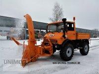 Beilhack HS 95 SSV Schneeschleuder Unimog-Technik Schneefräse