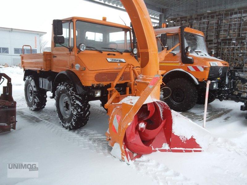 Schneefräse типа Beilhack HS95SV Schneeschleuder Unimog-Technik, Gebrauchtmaschine в Merklingen (Фотография 1)
