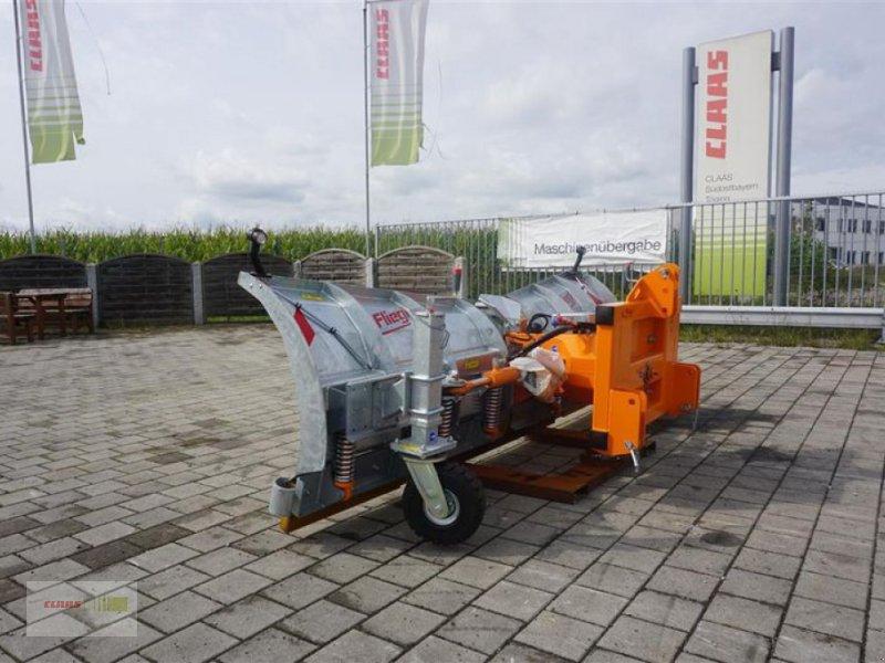 Schneefräse des Typs Fliegl PLANIER- UND SCHNEERÄUMSCHILD, Neumaschine in Töging am Inn (Bild 1)