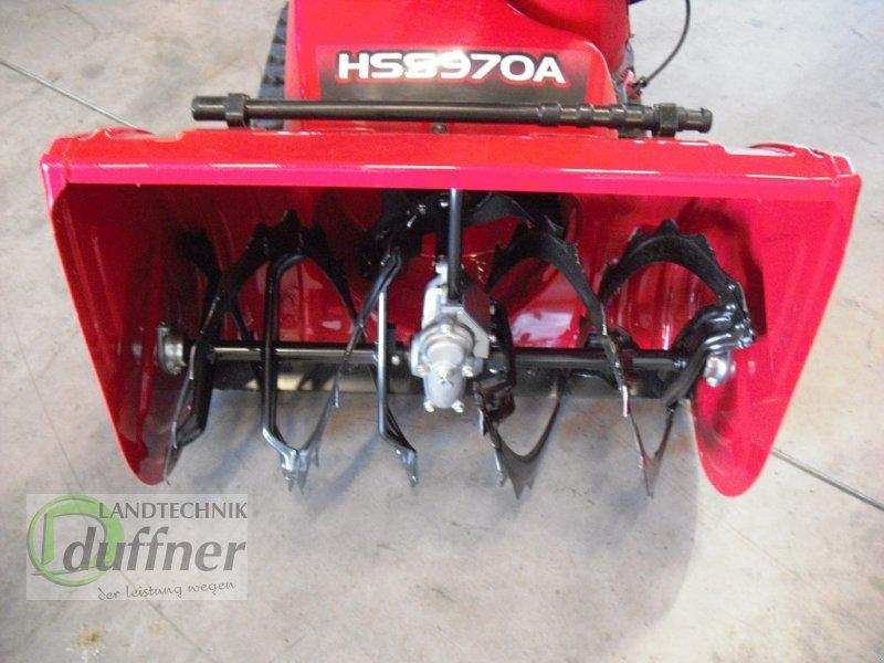 Schneefräse типа Honda HSS 970 A, Gebrauchtmaschine в Hohentengen (Фотография 3)