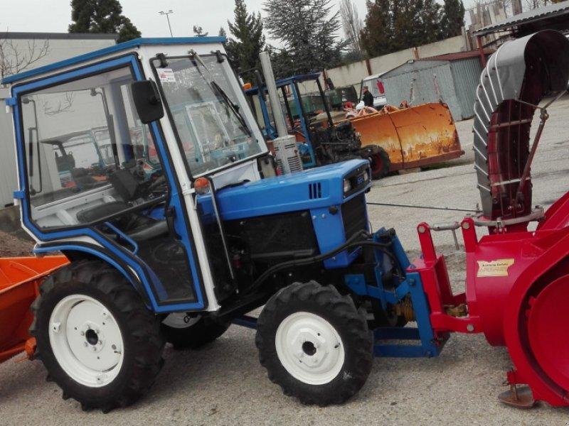 Schneefräse des Typs Iseki TX 2160, Gebrauchtmaschine in Wien (Bild 1)