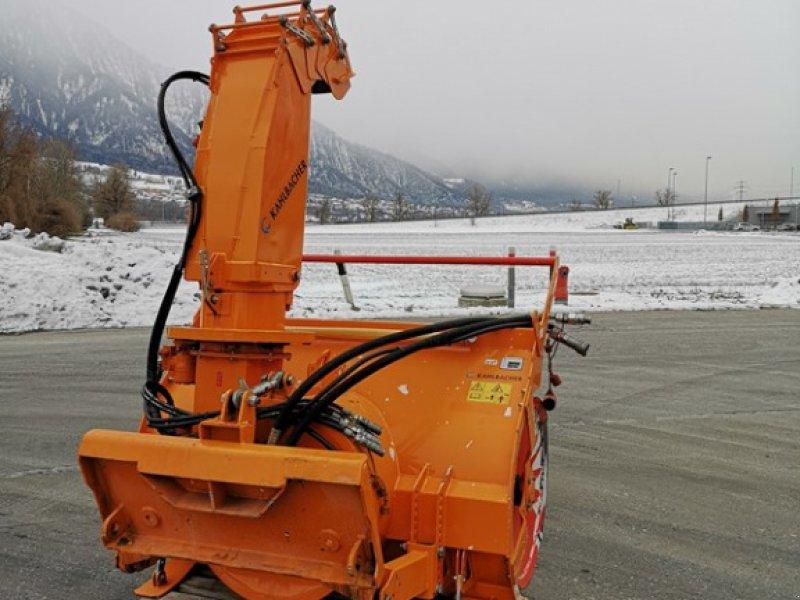 Schneefräse des Typs Kahlbacher KFS750 ¦ 1500L, Gebrauchtmaschine in Regensdorf (Bild 1)