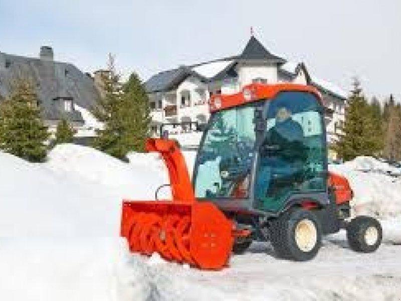Schneefräse des Typs Kubota Schneefräse Kubota  F-Serie, Neumaschine in Olpe (Bild 1)