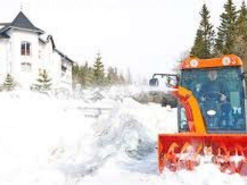 Schneefräse des Typs Kubota Schneefräse Kubota  F-Serie, Neumaschine in Olpe (Bild 5)