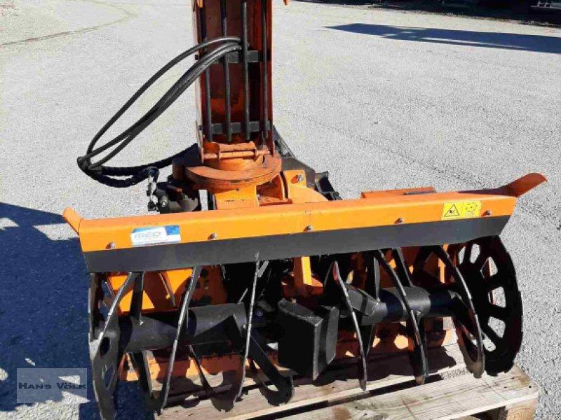Schneefräse des Typs MED-Maschinenbau MSF-Schneefräse, Gebrauchtmaschine in Antdorf (Bild 3)