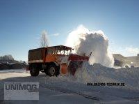 Mercedes-Benz U406 Schneefräse Schneeschleuder Unimog-Technik hómaró
