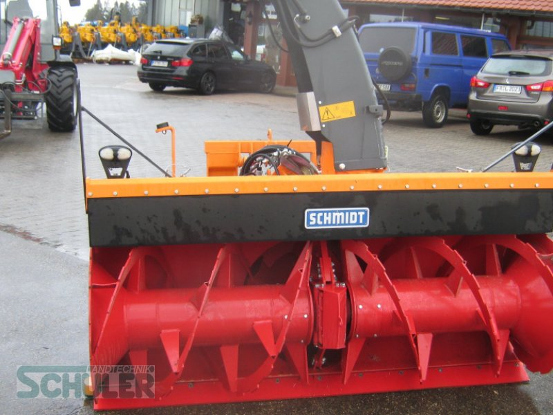 Schneefräse a típus Schmidt 2,20m, Neumaschine ekkor: St. Märgen (Kép 1)