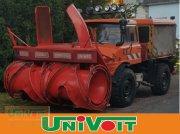 Unimog Schmidt Unimog mit Aufbauschneefräse Schmidt hómaró