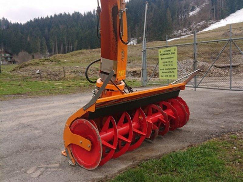 Schneefräse типа Westa 6570/2200 Aebi, Gebrauchtmaschine в Egg (Фотография 1)